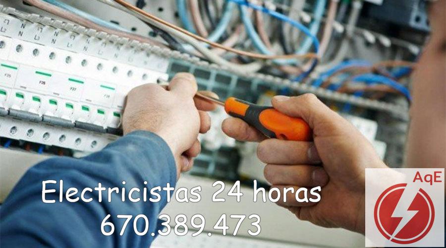 Electricistas en Betera