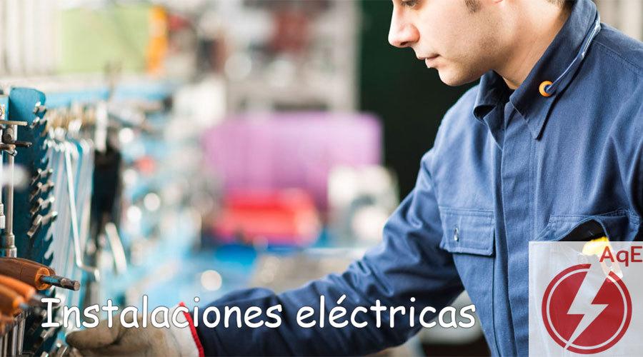Instalaciones electricas en Manises