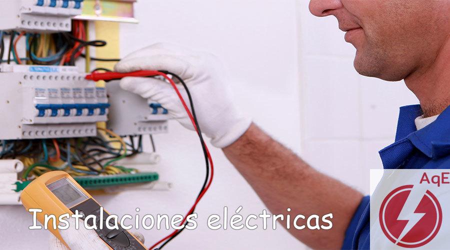 Instalaciones electricas en Benetusser