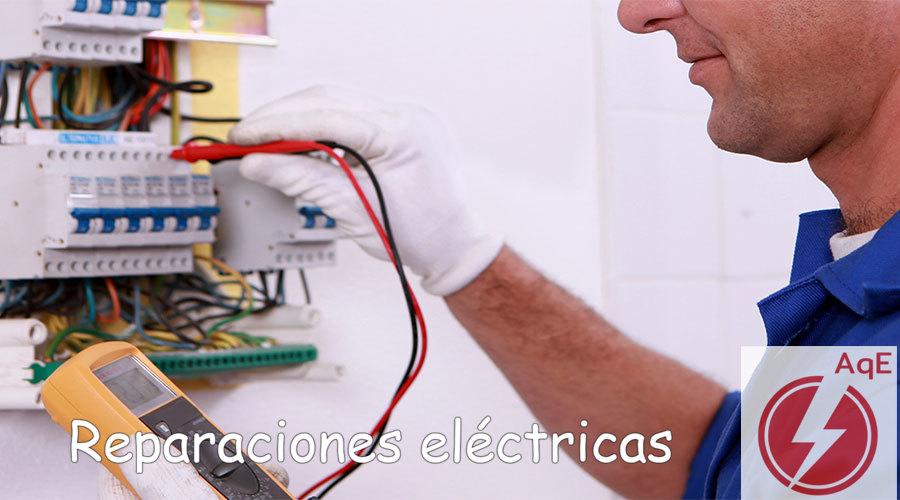 Reparaciones electricas en Albal