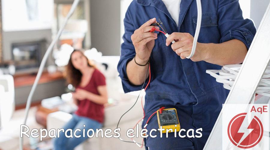 Reparaciones electricas en Benetusser