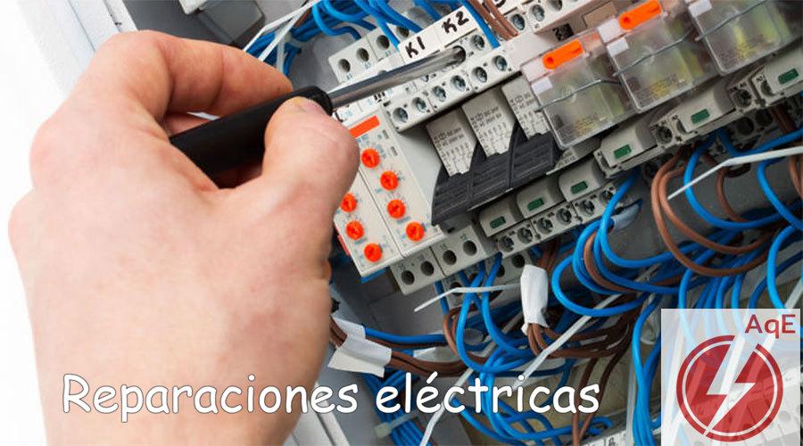 Reparaciones electricas en Aldaia