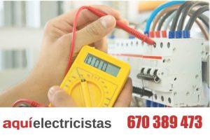 electricistas 24 horas valencia