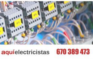 instalaciones electricas valencia