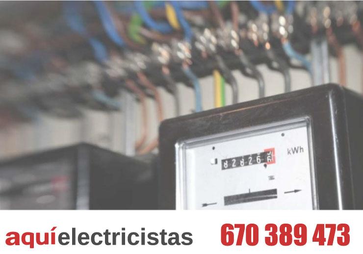 Reforma Cuarto Contadores Electricos En Valencia