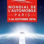 Coches eléctricos en el Salón del Automóvil en París 2016