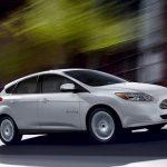 Nuevo Ford Focus Electric, actualizado con una mayor batería y recarga rápida