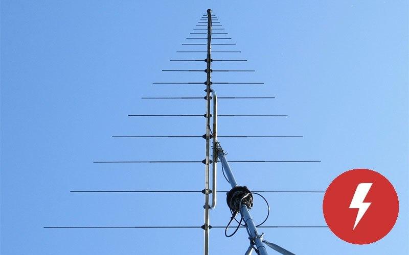 Instalar antena TV