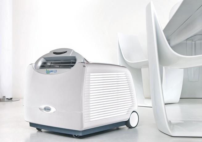 calefacción móvil